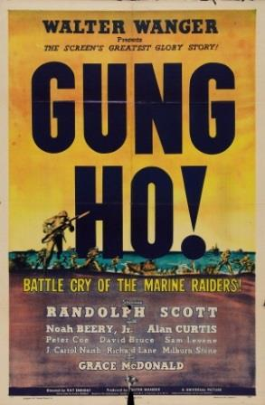gung ho plot Review – gung ho #1 (red fox comics) posted on january 17, 2018 in small press reviews publisher: fortunately for us, sucked into a plot that doesn't let up.