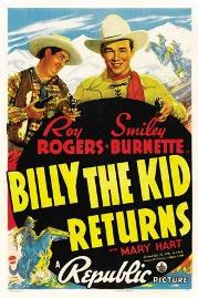 A Volta de Billy the Kid (1938)