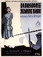 A Paixão de Joana D'Arc (1928)
