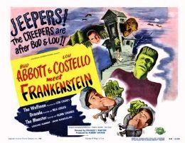 Abbott e Costello Encontram Frankenstein (1948)