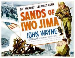 As Areias de Iwo Jima (1949)