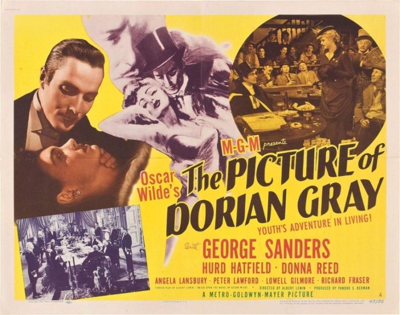 O Retrato de Dorian Gray (1945) FILME ONLINE | Cinema Livre